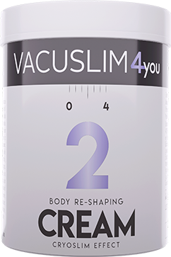 Vacuslim 4 you cream